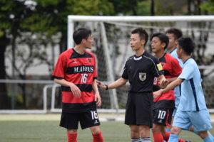 全国自衛隊サッカー大会」観戦記 意外にもそこは学生サッカー選手の ...